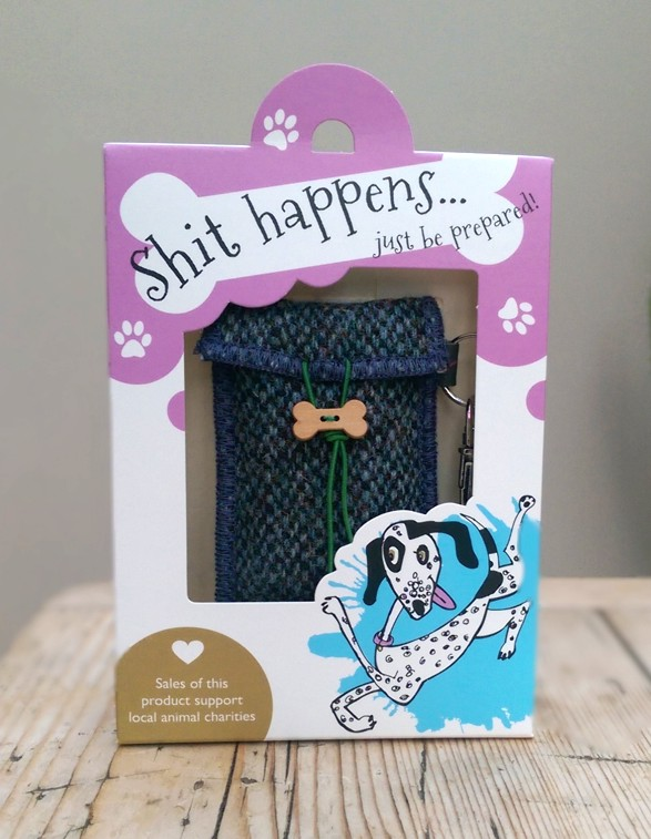 Bertie Girl Dog Poop Bag