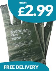Biodegradable Poop Bags